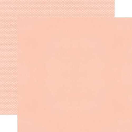 Simple Stories - Color Vibe Collection - 12 x 12 Double Sided Paper - Blush