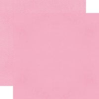 Simple Stories - Color Vibe Collection - 12 x 12 Double Sided Paper - Bubblegum