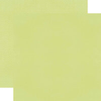 Simple Stories - Color Vibe Collection - 12 x 12 Double Sided Paper - Pear