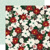 Simple Stories - Jingle All The Way Collection - 12 x 12 Double Sided Paper - December Details