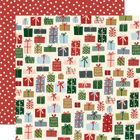 Simple Stories - Winter Cottage Collection - 12 x 12 Double Sided Paper - Season of Wonder