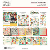 Simple Stories - Apron Strings Collection - 12 x 12 Collector's Essential Kit