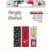 Simple Stories - Say Cheese Main Street Collection - Washi Tape