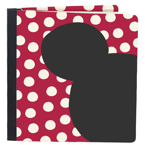 Simple Stories - Say Cheese Main Street Collection - SNAP Studio Flipbook - 6 x 8 Flipbook