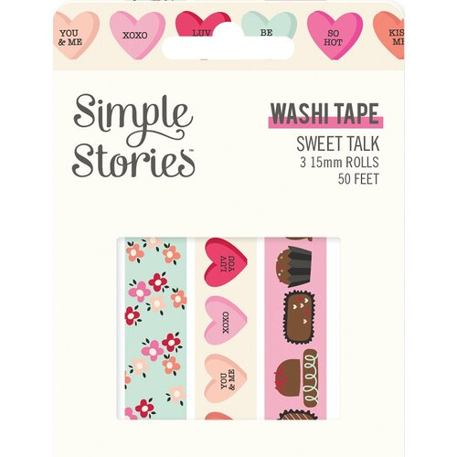 Sweet Talk Washi