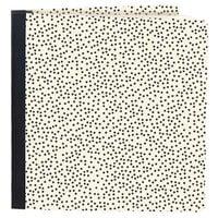 Simple Stories - Hello Today Collection - SNAP Studio Flipbook - 6 x 8 Flipbook - Speckle Dots