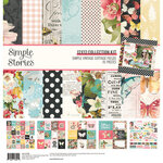 Simple Stories - Simple Vintage Cottage Fields Collection - 12 x 12 Collection Kit