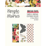 Simple Stories - Simple Vintage Cottage Fields Collection - Washi Tape