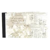 Simple Stories - Simple Vintage Cottage Fields Collection - SNAP Studio Flipbook - 4 x 6 Flipbook - Vintage Script
