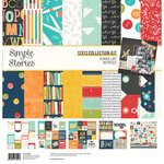 Simple Stories - School Life Collection - 12 x 12 Collection Kit