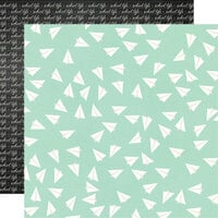 Simple Stories - School Life Collection - 12 x 12 Double Sided Paper - Honor Rollin'