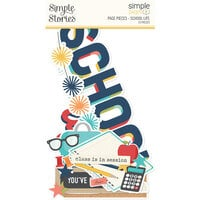 Simple Stories - Simple Pages Collection - Page Pieces