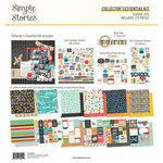 Simple Stories - School Life Collection - 12 x 12 Collector's Essential Kit