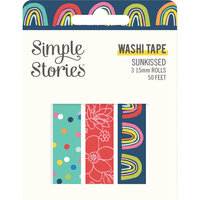 Simple Stories - Sunkissed Collection - Washi Tape