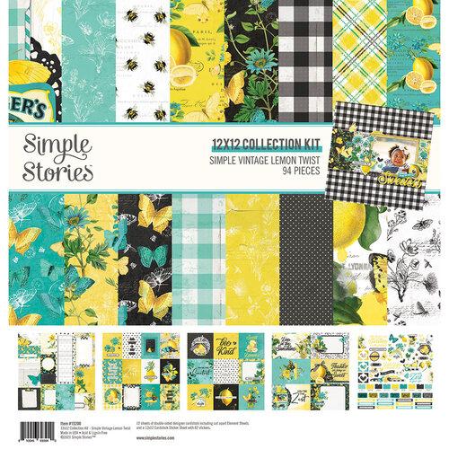 Lemon Twist Collection Kit