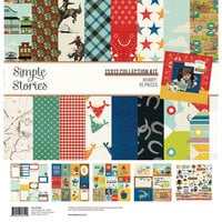 Simple Stories - Howdy! Collection - 12 x 12 Collection Kit