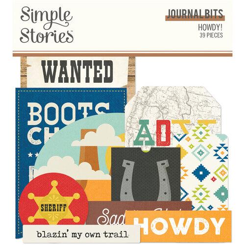 Howdy! Journal Bits