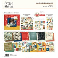 Simple Stories - Howdy! Collection - Collector's Essential Kit