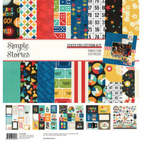 Simple Stories - Family Fun Collection - Collection Kit