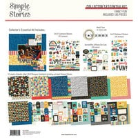 Simple Stories - Family Fun Collection - Collector's Essential Kit