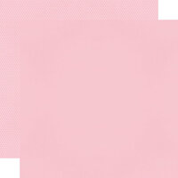 Simple Stories - Color Vibe Collection - 12 x 12 Textured Cardstock - Peony
