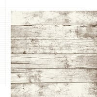 Simple Stories - Color Vibe Collection - 12 x 12 Double Sided Paper - Aspen