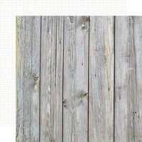 Simple Stories - Color Vibe Collection - 12 x 12 Double Sided Paper - Birch