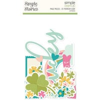 Simple Stories - Simple Pages - Page Pieces - St. Patrick's Day