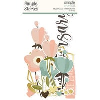 Simple Stories - Simple Pages Collection - Page Pieces - Anniversary