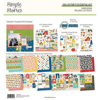 Simple Stories - Homegrown Collection - 12 x 12 Collector's Essential Kit