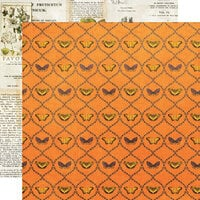Simple Stories - Simple Vintage Country Harvest Collection - 12 x 12 Double Sided Cardstock - Nature's Wonder