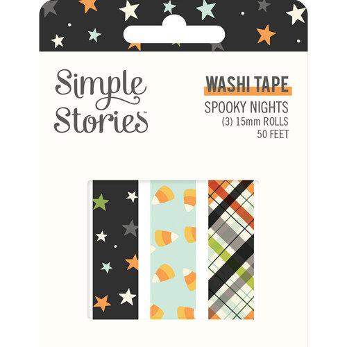 Spooky Nights Washi