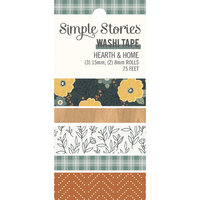 Simple Stories - Hearth and Home Collection - Washi Tape