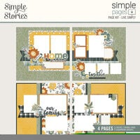 Simple Stories - Simple Pages Collection - Page Kit - Live Simply