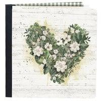 Simple Stories - Simple Vintage Weathered Garden Collection - SNAP Studio - 6 x 8 Flipbook - Vintage Garden