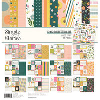 Simple Stories - Good Stuff Collection - 12 x 12 Collection Kit
