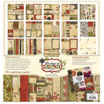 Memory Works - Simple Stories - 25 Days of Christmas Collection - 12 x 12 Collection Kit