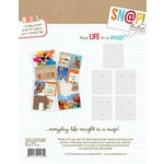 Simple Stories - SNAP Studio Collection - 6 x 8 Multi Pack Page Protectors - 10 Pack
