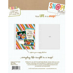Simple Stories - SNAP Studio Collection - 6 x 8 Page Protectors - 10 Pack