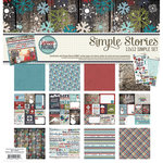 Simple Stories - Snow Patrol Collection - Simple Sets - 12 x 12 Collection Kit