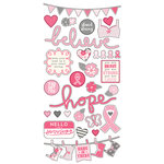 Simple Stories - Hope Collection - Simple Sets - Cardstock Stickers - Fundamentals