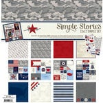Simple Stories - Hero Collection - Simple Sets - 12 x 12 Collection Kit