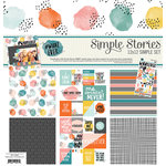 Simple Stories - Hashtag Whatever Collection - 12 x 12 Collection Kit