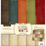 Simple Stories - Awesome Collection - 12 x 12 Simple Basics Kit