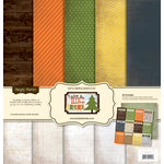 Simple Stories - Take a Hike Collection - 12 x 12 Simple Basics Kit