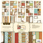 Simple Stories - Harvest Lane Collection - 12 x 12 Collection Kit