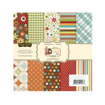 Simple Stories - Harvest Lane Collection - 6 x 6 Paper Pad