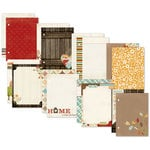 Simple Stories - SNAP Collection - 6 x 8 Journal Inserts - Harvest Lane