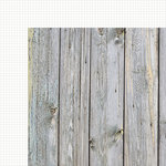Simple Stories - SNAP Basics Collection - 12 x 12 Double Sided Paper - Birch Grid