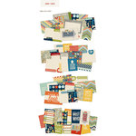 Simple Stories - SNAP Collection - 4 x 6 Cards - Urban Traveler